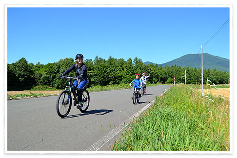 Furano Private Country Cycling